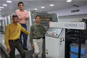 Komori continues installation spree -12 Nov 2014