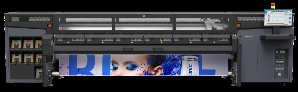 HP Latex 1500 Printer