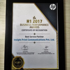 HP Best Service Partner 2017