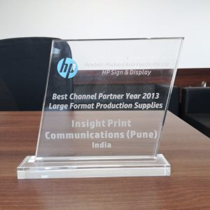 HP Best channel partner 2013