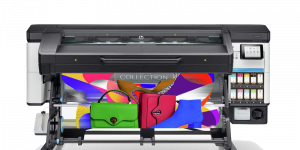 HP latex 700 W printer