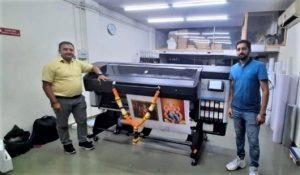 Insight installs more than 90 HP latex printers